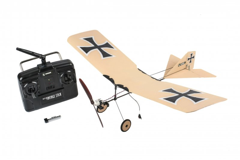 Image 0 of Rage Vintage Stick Micro RTF Airplane