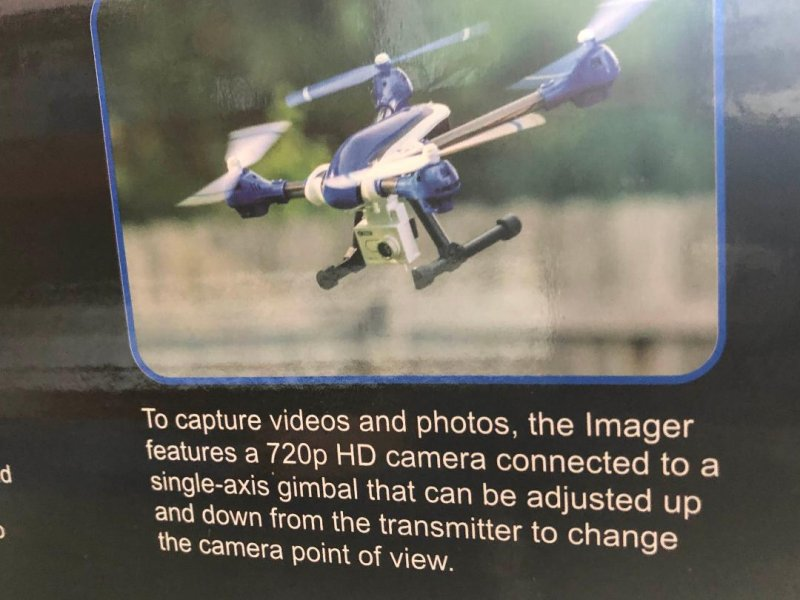 Image 8 of Rage Imager 390 FPV RTF Drone New Years special