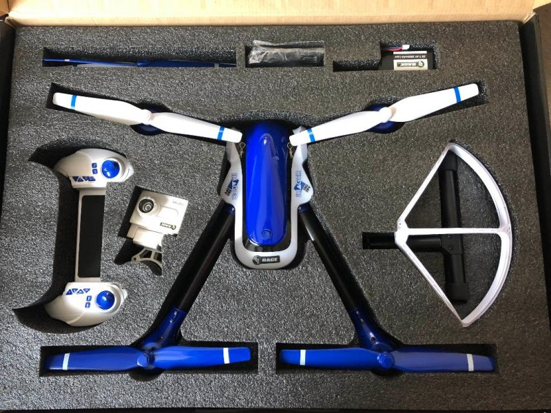 Image 10 of Rage Imager 390 FPV RTF Drone New Years special