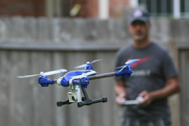 Image 2 of Rage Imager 390 FPV RTF Drone