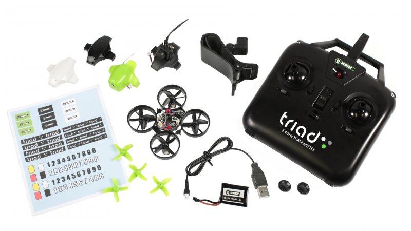 Image 0 of Rage Triad FPV 3-in-1 Pocket Drone