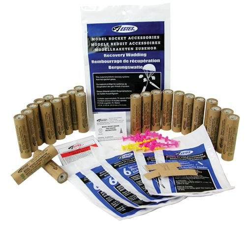Image 0 of Este's Blast-Off Flight Pack, of Model Rocket Engines (24pk)