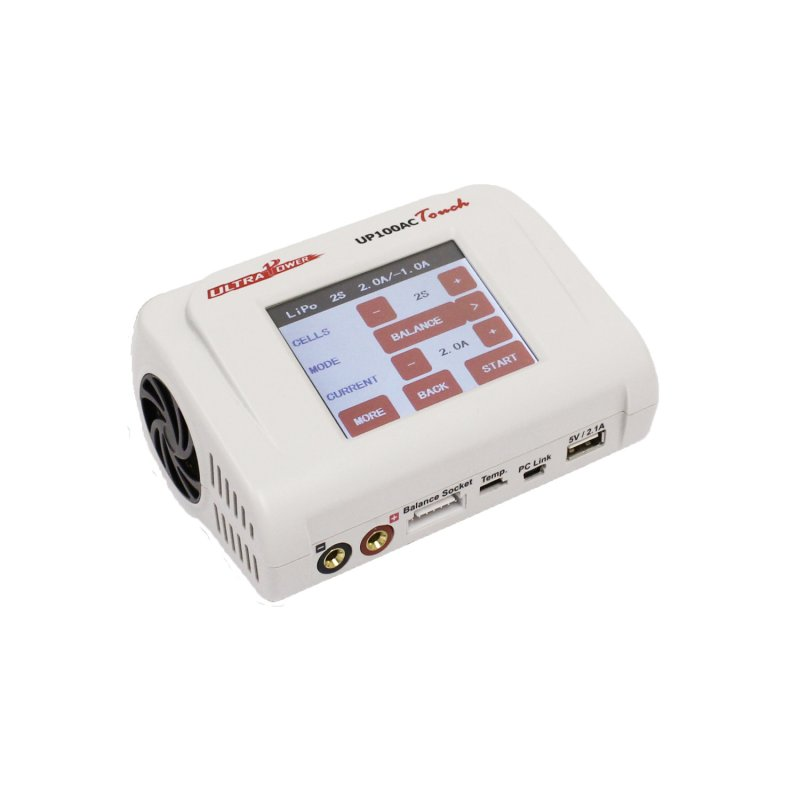 Image 0 of UP100AC Touch 100W Multi- Chemistry AC/DC Charger