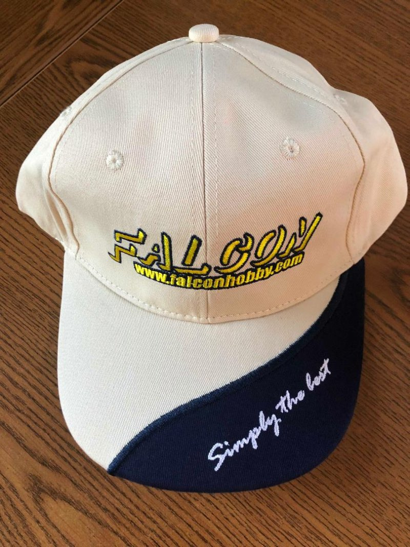 Image 0 of Falcon one size fits all embroider hat