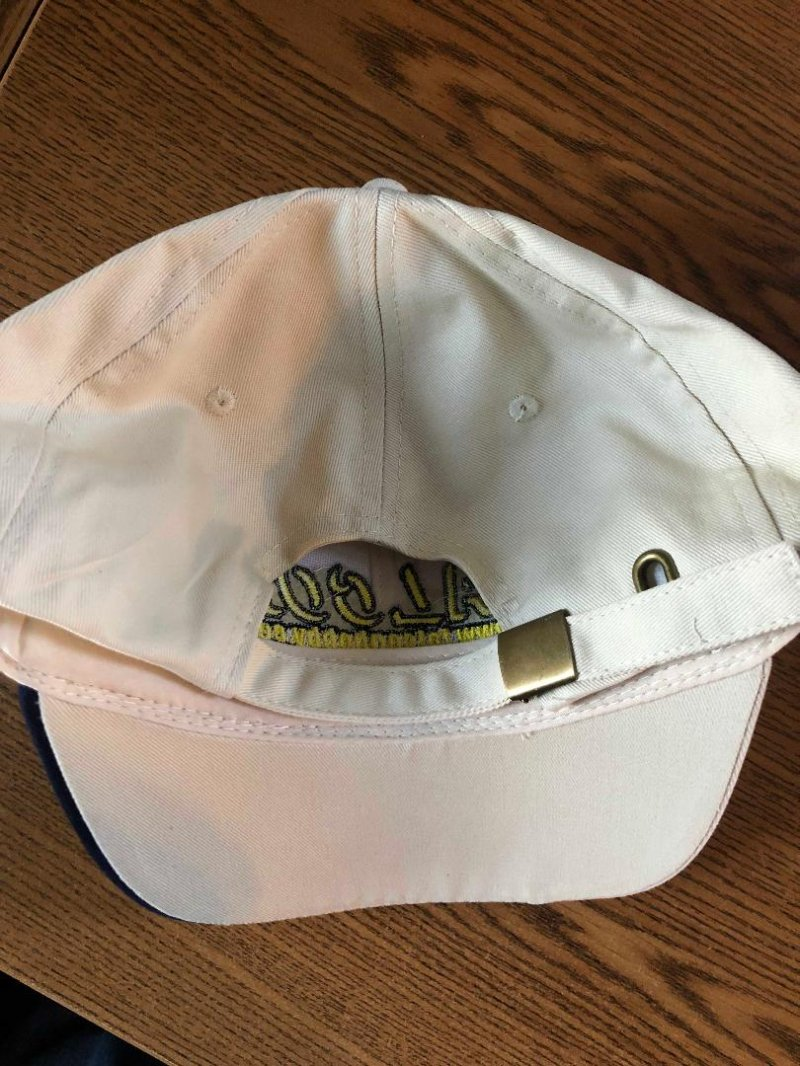 Image 1 of Falcon one size fits all embroider hat