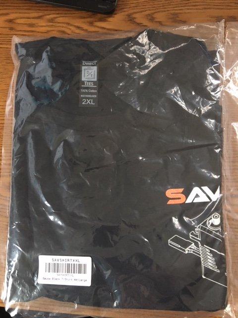 Image 4 of Savox 2270SG Monster Torque Brushless FREE shirt