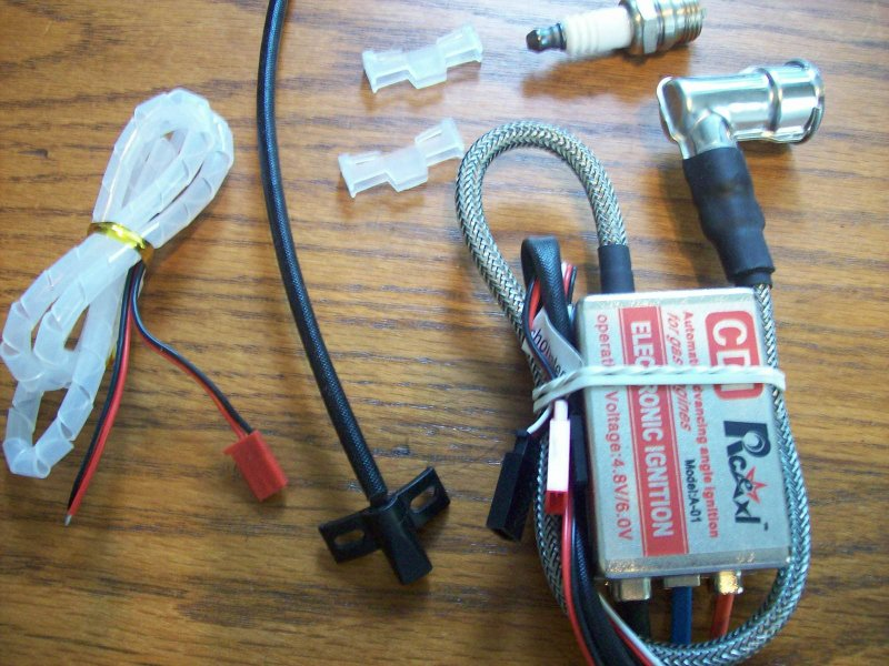 Image 0 of Electronic Ignition RCEXL conversion for GF50i & GF26i CRRC