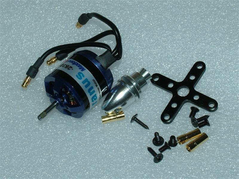 Image 0 of Uranus 28309 Brushless Outrunner Motor