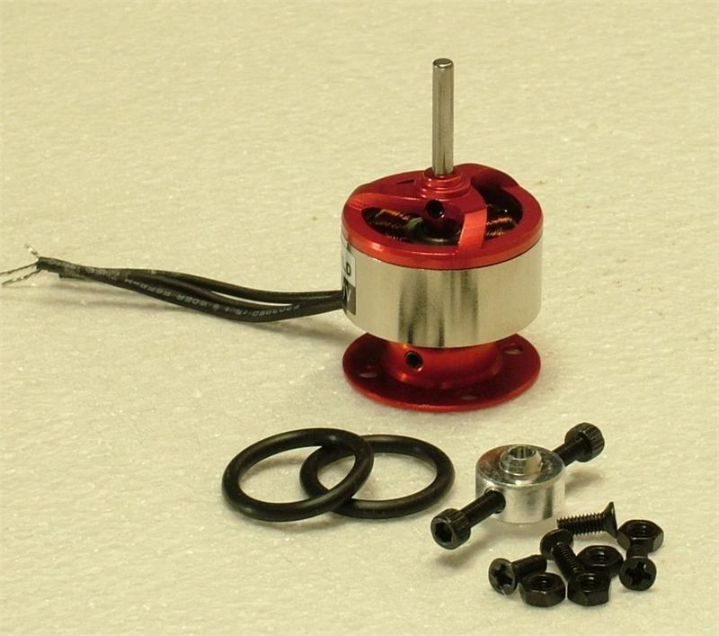 Image 0 of Brushless Outrunner Motor CF2822