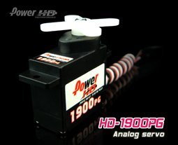 Image 0 of Power H.D 1900PG Analog 11gram servo