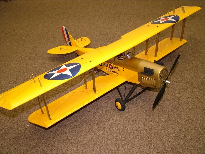 Image 0 of Curtiss Jenny 50
