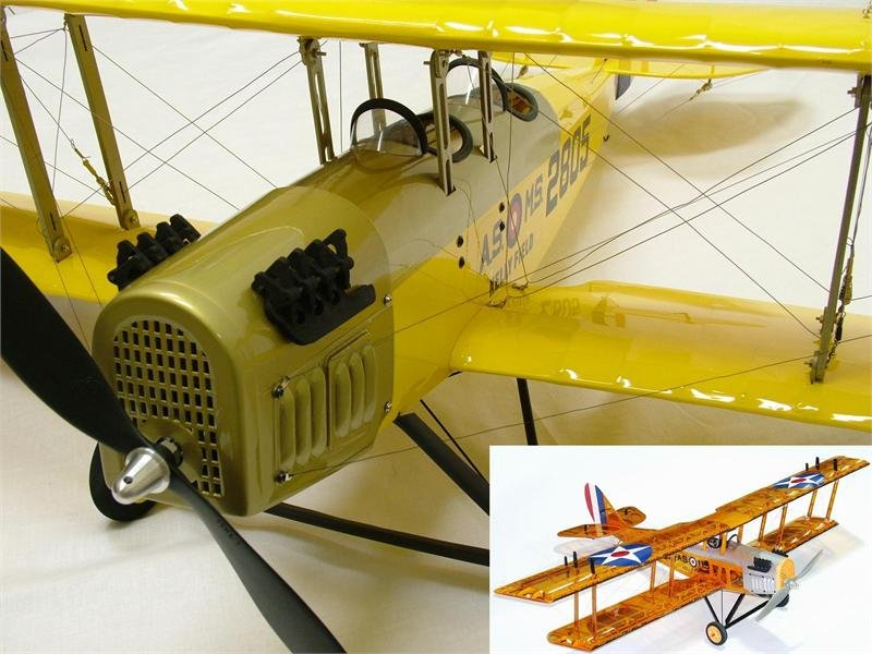 Image 3 of Curtiss Jenny 50