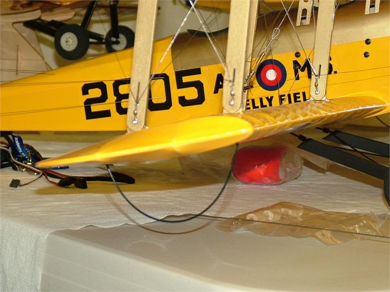 Image 5 of Curtiss Jenny 50