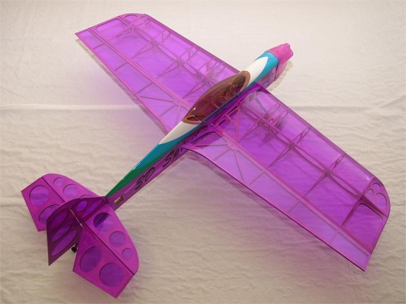 Image 0 of 3D Spirit All Wood 3D Plane
