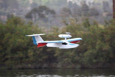 Image 0 of Neptune Boat Plane V2 Nitro or electric