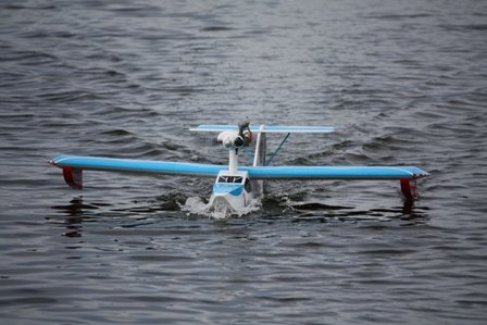 Image 1 of Neptune Boat Plane V2 Nitro or electric
