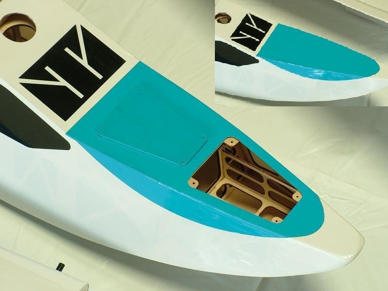 Image 2 of Neptune Boat Plane V2 Nitro or electric
