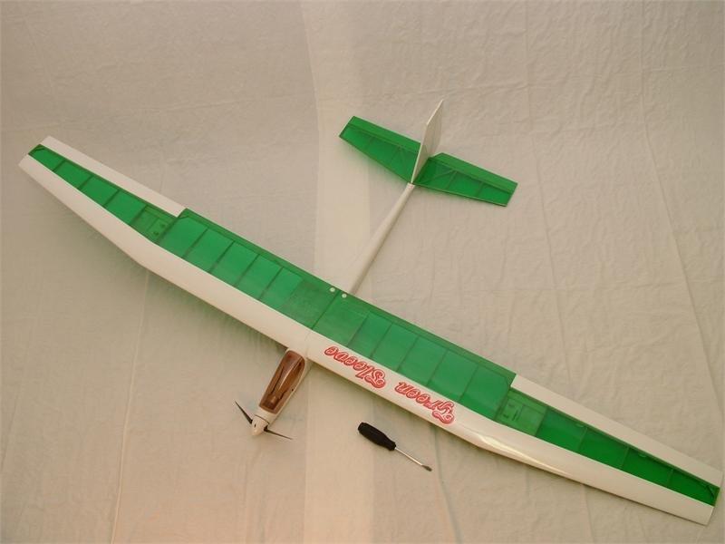 Image 0 of Green Sleeves Sailpane