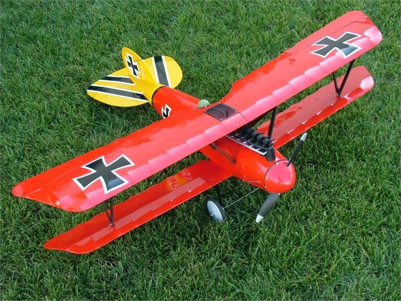 Image 0 of Albatros D.III EP 40