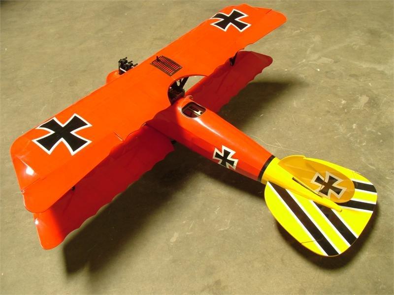 Image 1 of Albatros D.III EP 40