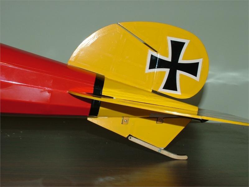 Image 2 of Albatros D.III EP 40