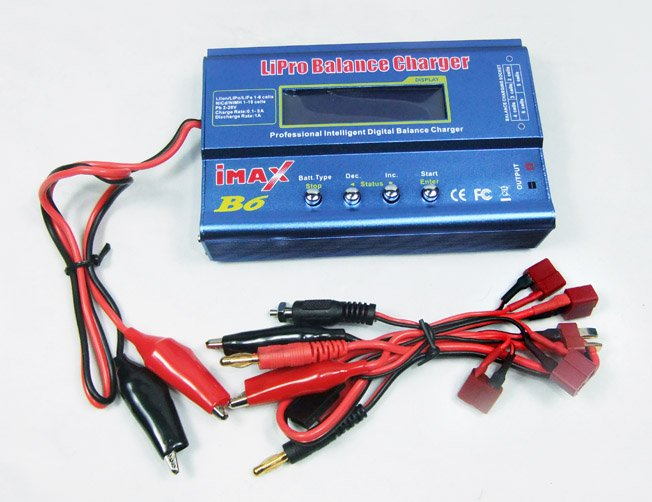Image 0 of iMax B6 1 to 6cells LiPo Balance / NiMH / NiCd / Li-ion / Pb 2V or 20V Digital C