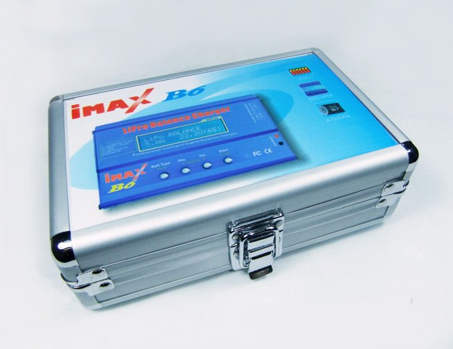 Image 1 of iMax B6 1 to 6cells LiPo Balance / NiMH / NiCd / Li-ion / Pb 2V or 20V Digital C