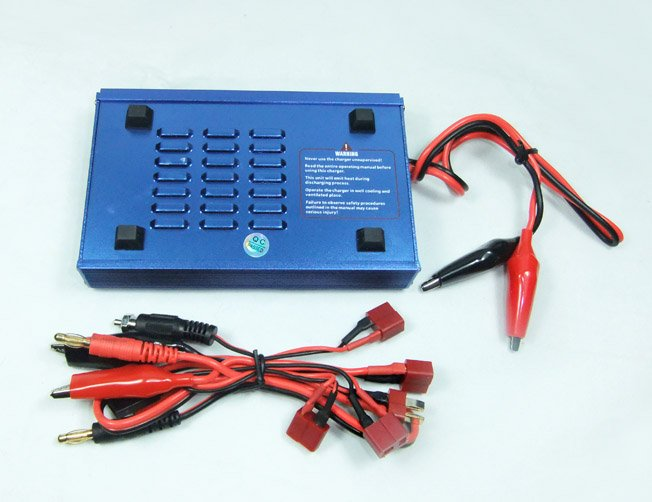 Image 2 of iMax B6 1 to 6cells LiPo Balance / NiMH / NiCd / Li-ion / Pb 2V or 20V Digital C