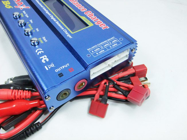 Image 4 of iMax B6 1 to 6cells LiPo Balance / NiMH / NiCd / Li-ion / Pb 2V or 20V Digital C