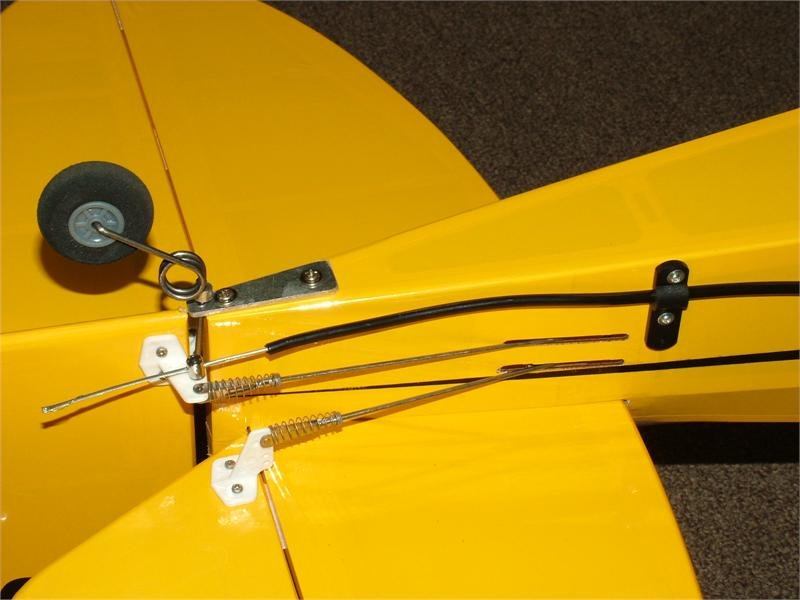 Image 2 of 1/6 Scale Piper Cub J3 71