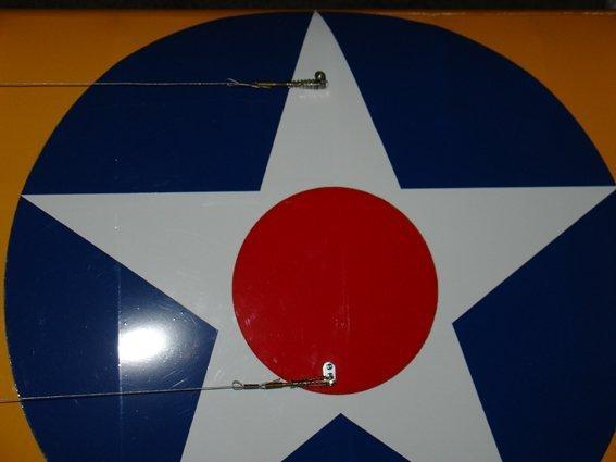 Image 5 of 20% Curtiss Jenny ARF 40-50cc Gasoline 105