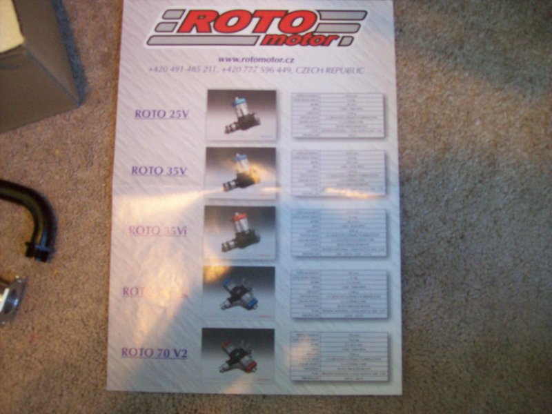 Image 4 of ROTO 35 FS Four Stroke Gasoline Aircraft Engine