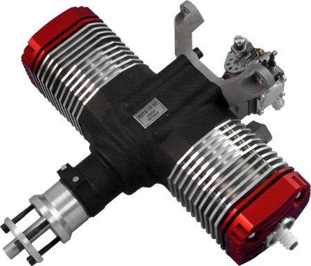 Image 0 of ROTO 70V2 Two Stroke Gasoline Aircraft Engine