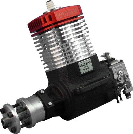 Image 0 of ROTO 35Vi Two Stroke Gasoline Aircraft Engine