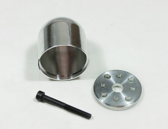 Image 2 of Aluminum 1.75'' Scale prop nut for DLE30/DLE55  MLD28 DA50 EV054