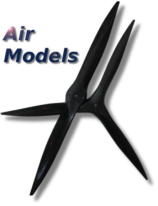 Image 0 of Air Models props (email for type & size)