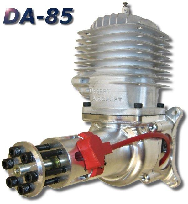 Image 0 of DA 85 Desert Aircraft Gas Engine