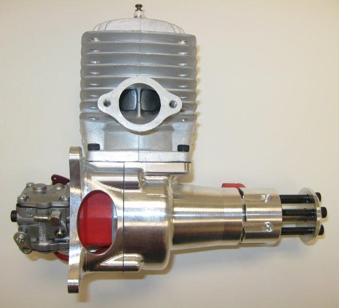Image 1 of DA 85 Desert Aircraft Gas Engine