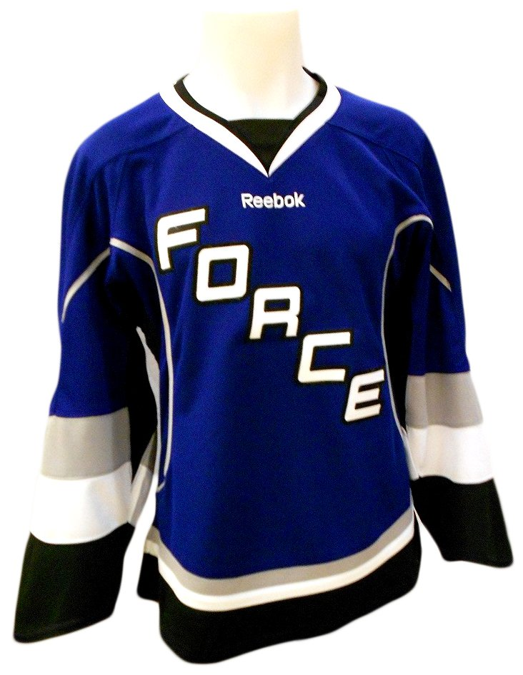 new arrival e4ee4 be67f Reebok Adult Blue Replica Jersey
