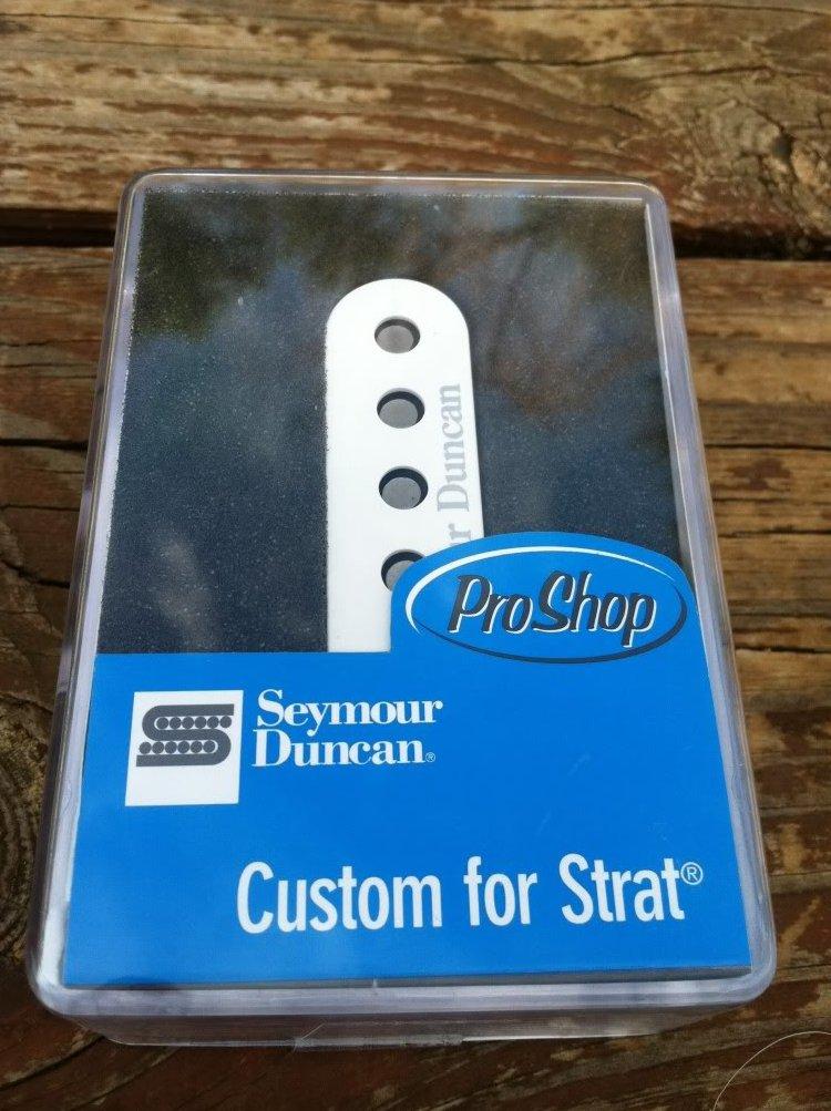 Seymour Duncan SSL-6 Custom For Strat PICKUP White for Fender Stratocaster NEW