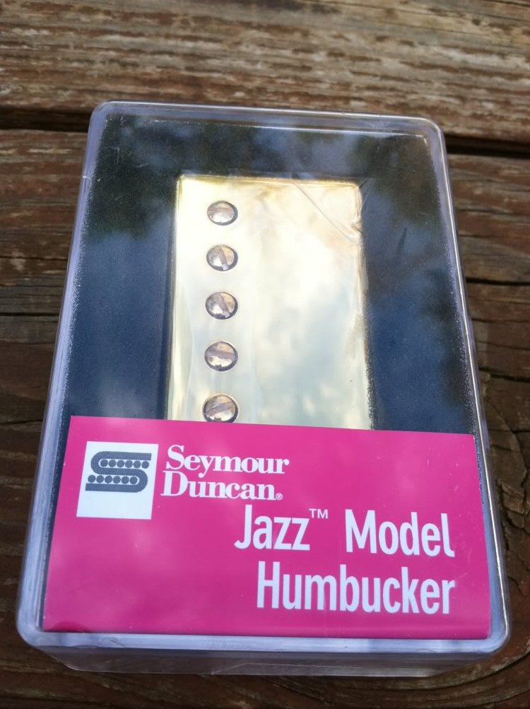 Seymour Duncan SH-2 Jazz Model Humbucker Guitar Pickup GOLD Neck Rhythm - NEW