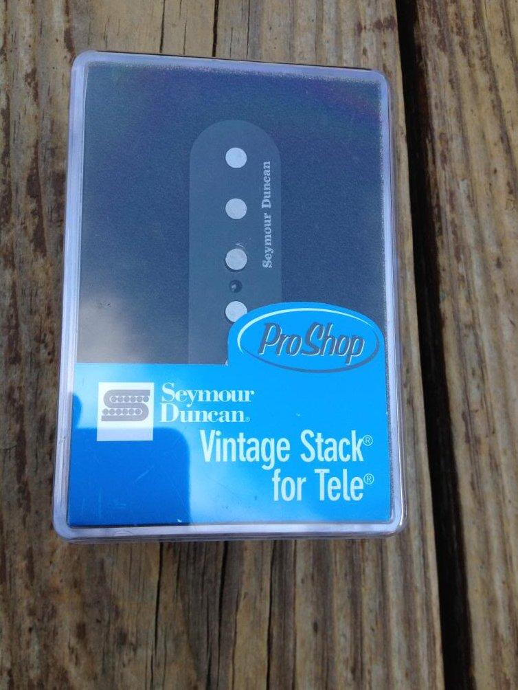 Seymour Duncan STK-T3b Vintage Stack Lead TELE Pickup Fender Telecaster