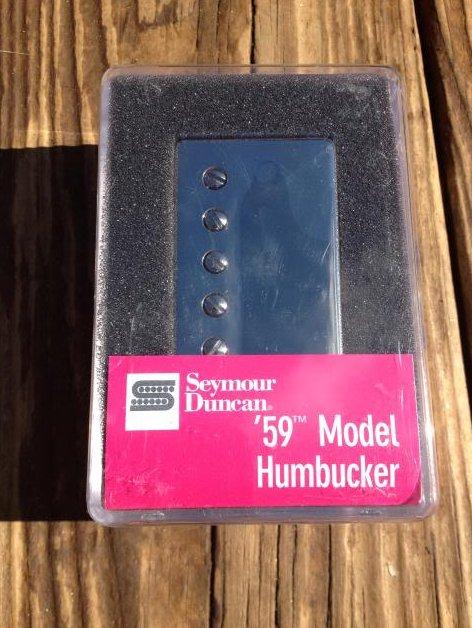 Image 0 of Seymour Duncan SH-1N 59 4 Conductor Humbucker Pickup Neck NICKEL 11101-01-Nc4c