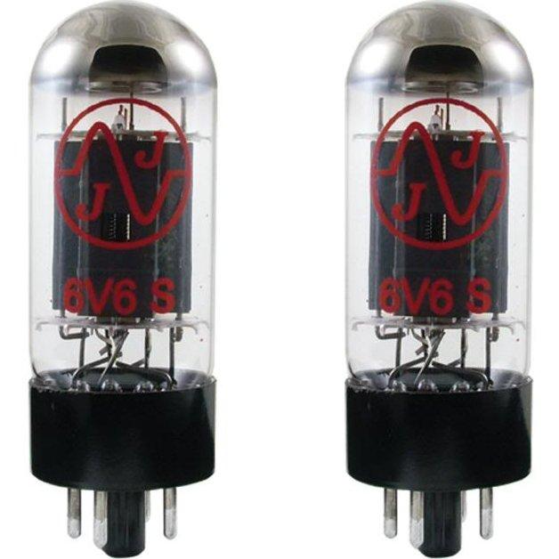 NEW JJ TESLA 6V6S Power Amp Tube Matched Pair Fender Vox Mesa Marshall Amplifier
