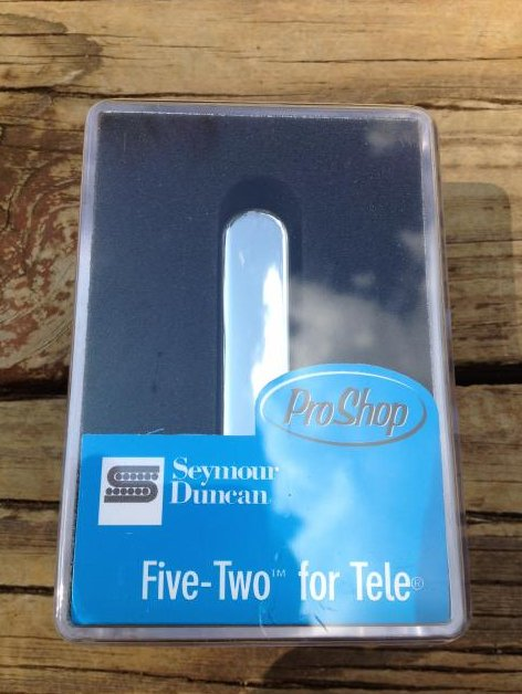 SEYMOUR DUNCAN STR52-1 FIVE-TWO Tele Rhythm Guitar Pickup Neck Fender Telecaster