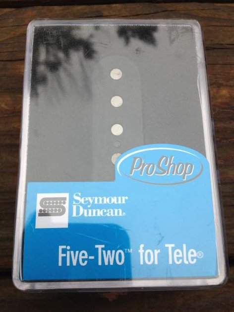 SEYMOUR DUNCAN STL52-1 FIVE-TWO Tele Lead Guitar Pickup Bridge Fender Telecaster