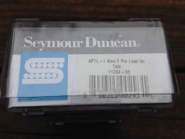 Image 2 of SEYMOUR DUNCAN ALNICO II PRO Telecaster APTL-1 Lead Bridge Pickup Fender Tele