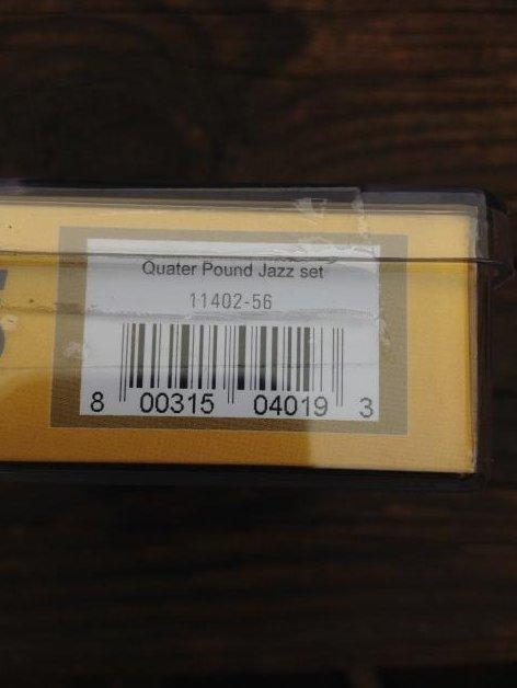 Image 2 of SEYMOUR DUNCAN Quarter Pound SJB-3 Jazz Bass Neck & Bridge Pickup Set Fender