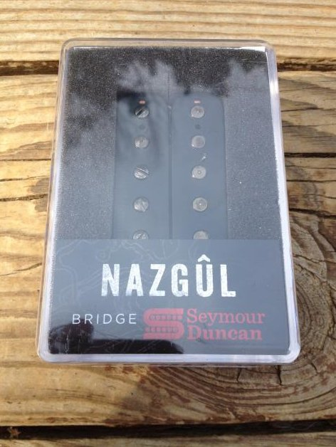 Seymour Duncan Nazgul 6 String Bridge Humbucker TREMBUCKER Pickup BLACk