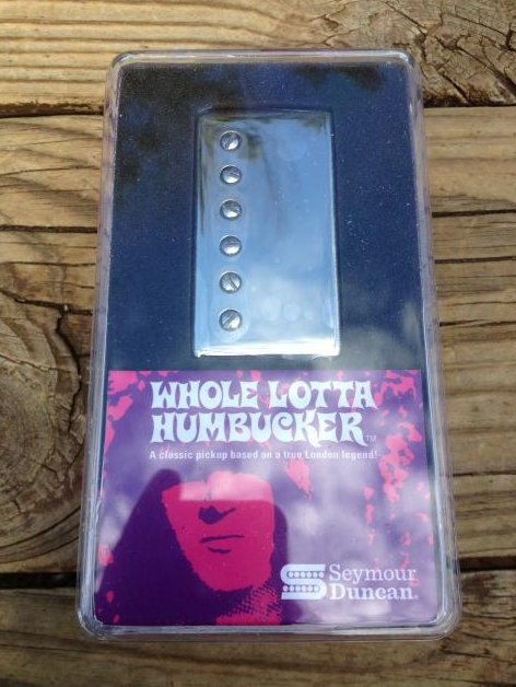 Seymour Duncan SH-18b Whole Lotta Bucker Humbucker Bridge Nickel Jimmy Page